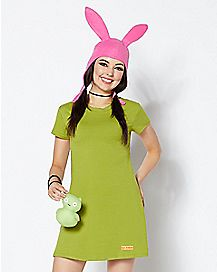 adult louise costume bobs burgers