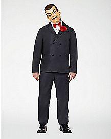 Adult Slappy the Dummy Costume - Goosebumps
