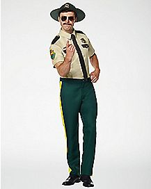 Adult Super Troopers Costume