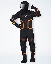 Adult Dark Voyager Costume - Fortnite