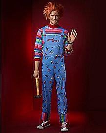 Adult Chucky Costume - Seed of Chucky