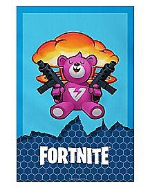 Brite Gunner Poster - Fortnite