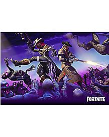 Calamity and Deadfire Poster – Fortnite