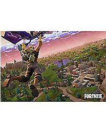 Dropping In Poster – Fortnite