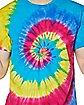 60s Tie Dye T Shirt