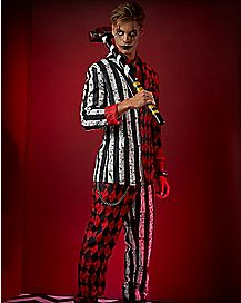 Adult Twisted Circus Suit