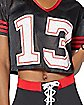 Adult Football Player Costume