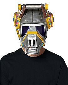 DJ Yonder Mask - Fortnite