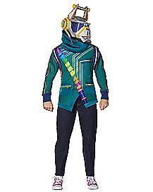 Kids DJ Yonder Costume - Fortnite