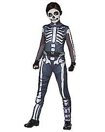 Kids Skull Ranger Costume - Fortnite