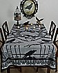 Dark Forest Raven Tablecloth