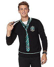 Slytherin Sweater - Harry Potter