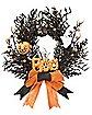 Vintage Boo Wreath