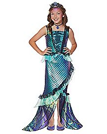 Kids Mystical Mermaid Costume - The Signature Collection