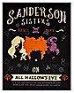 Sanderson Sisters Tapestry - Hocus Pocus