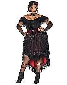 Adult Victorian Vampiress Costume - The Signature Collection