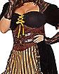 Adult Steampunk Lady Plus Size Costume