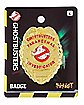 Paranormal Investigator Badge - Ghostbusters