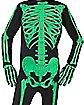 Kids Glow Skeleton Costume