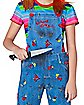 Kids Chucky Overalls Costume - The Signature Collection