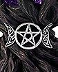 Glass Pentagram Crystal Ball