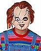 Adult Chucky Costume Deluxe