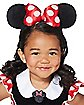 Toddler Minnie Mouse Red Dress Costume - Mickey and Friends