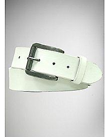 Basic Belt White