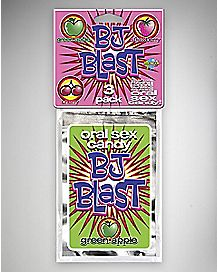 Bj Blast 3pack Oral Candy