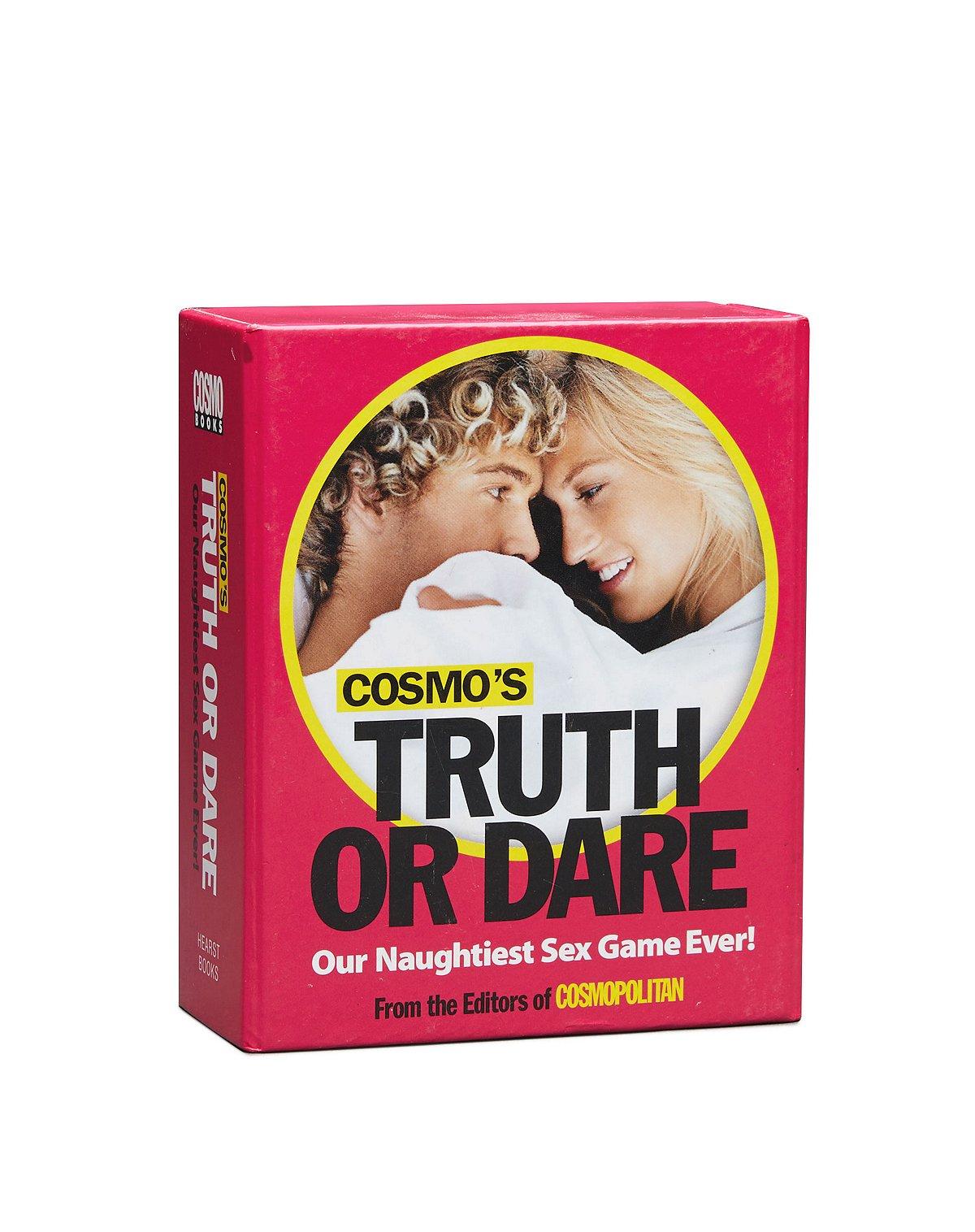Cosmo's Truth or Dare