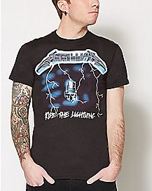 Metallica Ride The Lightning T-Shirt
