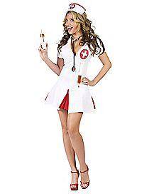 Adult Say Ahhh Nurse Costume