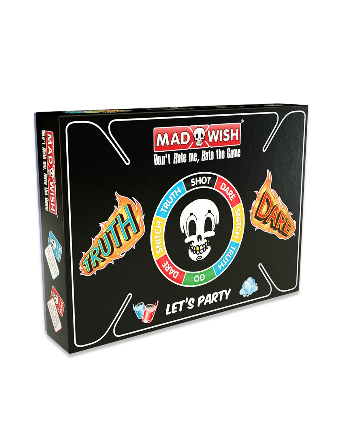 Mad Wish Party Game