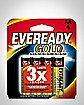 Eveready AA 4 Pack