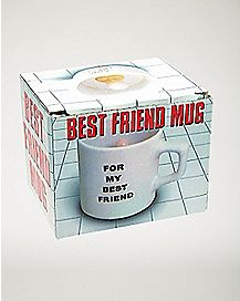 'For My Best Friend' Mug