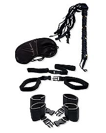 Bedroom Bondage Kit - Pleasure Bound