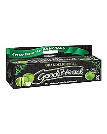 Good Head Oral Delight Green Apple Gel - 4 oz.