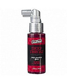 Good Head Numbing Cherry Throat Spray - 2 oz.