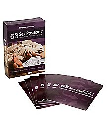 53 Sex Position Cards