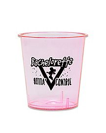 Bachelorette Mini Shot Glasses 2 oz. - 12 Pack
