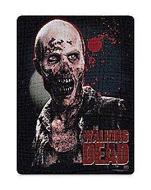 The Walking Dead Fleece Blanket