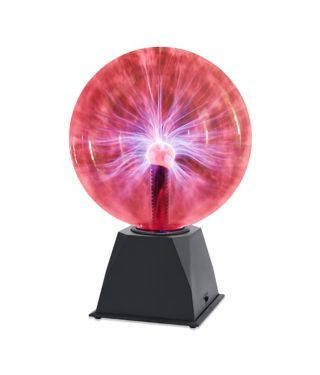 sound activated plasma light ball