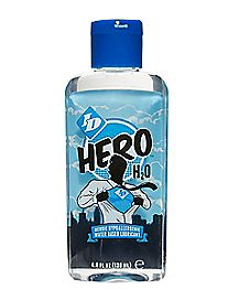 Hero H2o Hypoallergenic Water-Based Lube - 4.4 oz.