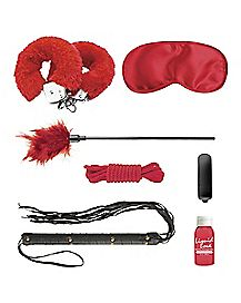 Kinky Weekend Kit - Pleasure Bound