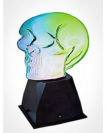 Color Changing Skull Plasma Light