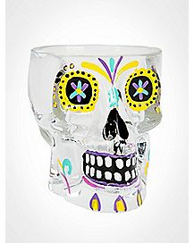 Skull Shot Glass - 2 oz.