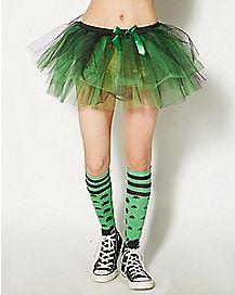 Green St. Patrick's Day Petticoat