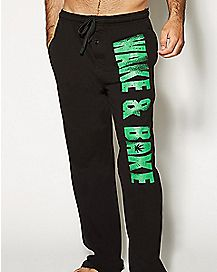 Wake and Bake Lounge Pants