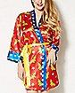 Wonder Woman Silky Robe