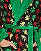 Pot Leaf Robe